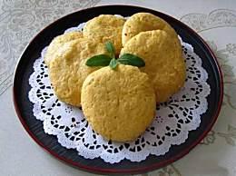 粗粮营养早餐水煎玉米饼