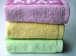 用硬毛巾洗脸真的易长皱纹吗?毛巾多久更换一次好呢?