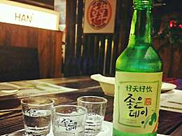 唐三镜胡星杰:韩国烧酒与中国白酒哪个好喝?