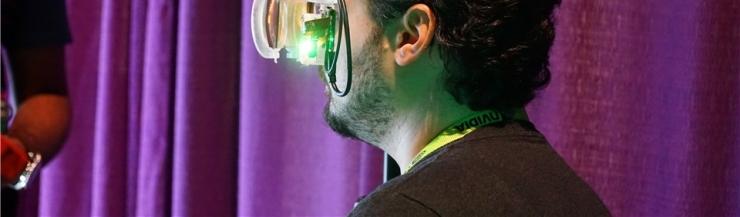 """NVIDIA放最新眼镜:AR体验提升的又一次""""尝试"""""""