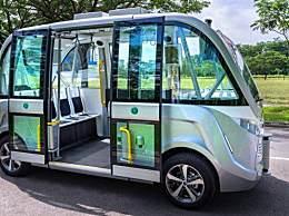 新加坡决定2022年推无人驾驶巴士 弥补人力不足窘境