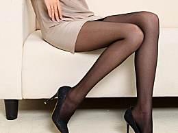 夏天你对丝袜的爱有多深?轻薄舒适又防晒,首选防勾丝的美腿袜