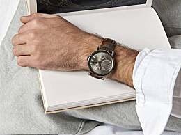 偏心 之爱献礼率性潮爸 RADO瑞士雷达表DiaMaster钻霸系列大秒针腕表