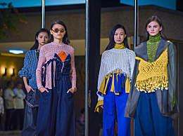 为了让瑞士的纺织业引人注目,瑞士大使馆办了一场时装秀