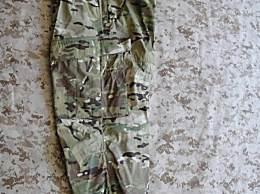 轻盈透气就跟没穿一样:龙牙破锋者MULTICAM版速干战术裤