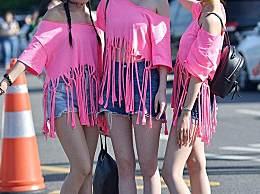 这样的闺蜜穿搭在音乐节见过吗?