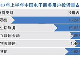 报告:网购消费投诉增长35.56%?发货成头号投诉问题