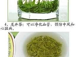 【生活帖】关于各种茶的功效…