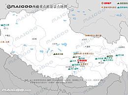 西藏十大最好玩的地方 西藏最值得去的十大地方