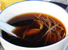 盘点春季感冒咳嗽的饮食方法