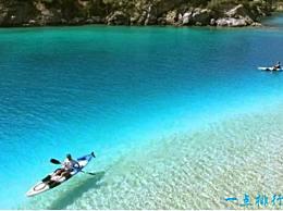 世界上最美丽的海滩 土耳其的蓝色泻湖海滩就像一场梦