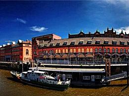 世界上桥梁最多的城市不是威尼斯 而是德国汉堡