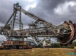 人类遗弃的世界最大废铁的蓝色奇迹