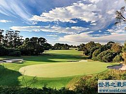 世界上最大的高尔夫球场 长7609米
