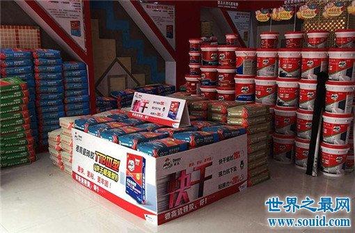瓷砖胶水十大品牌排行榜 哪个品牌更好?