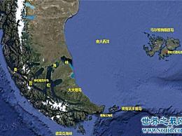 世界上最曲折的海峡 奇怪的天气导致许多人死亡