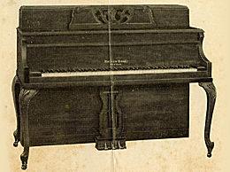 世界上最早的钢琴 你知道钢琴是什么时候诞生的吗?