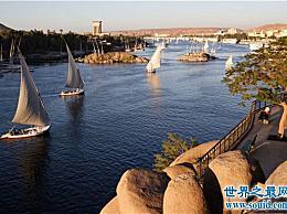 世界十大最长河流 全长6670公里