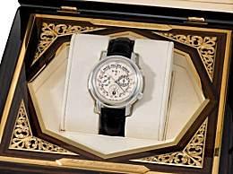 百达翡丽男表是最贵的一款 参考号5002P(一年只卖出两件/1760万)