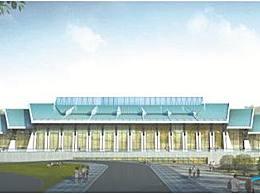 国内高校最大的体育馆武汉大学新体育馆正式封顶