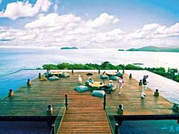 泰国最好的酒店在文华东方酒店中排名第四
