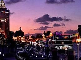 上海十大夜景欣赏地