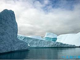格陵兰岛 世界上最大的岛屿 是一个冰雪的童话世界