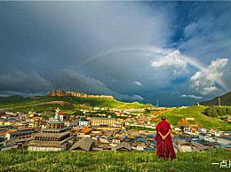 甘肃十大旅游景点被评为甘肃最有价值的景点