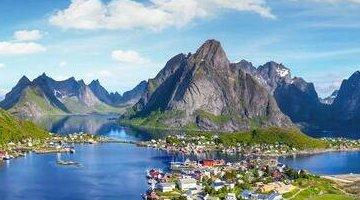 世界上最美丽的村庄排名:挪威的雷纳村可以称为仙境
