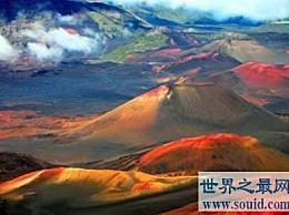 世界上火山最多的地方 一个国家有100多座火山
