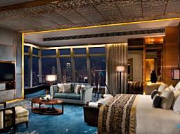 世界上最贵的酒店的价格是每晚65000美元!