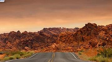 世界十大公路排行榜 美国五次上榜 中国仅名列第六!