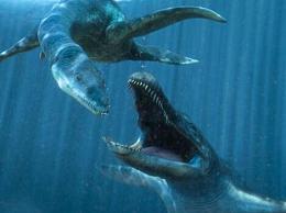 克罗托龙 世界上最大的海洋爬行动物 在灭绝了几千年后从死亡中复
