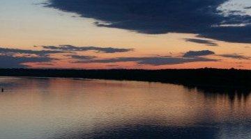 世界上最长的内河――伏尔加河(全长3692公里/138万平方公里)