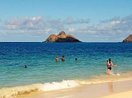 夏威夷十大最美丽的海滩――普那鲁乌海滩名列榜首