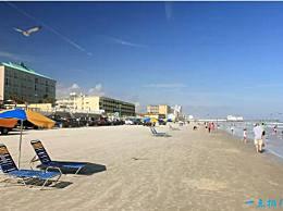 佛罗里达十大最美丽海滩排行榜午休海滩被公认为最美丽的海滩