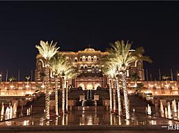 世界十大豪华酒店在拉斯维加斯棕榈树酒店中排名第三