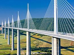 十大最令人印象深刻的现代工程建筑 白龙梯 占据第八位