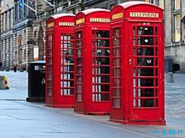 世界上最早的电话亭 手机时代最早的受害者
