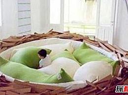 世界上最美妙的十种床 第一个儿童睡眠神器 第九只单身狗