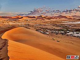 世界上最古老的沙漠 纳米比沙漠中值得一游的神秘之地