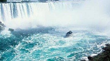 世界上最大的瀑布 世界上有三个最大的瀑布[照片]