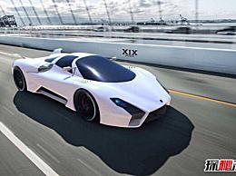 世界上最快的跑车 锡贝尔超级跑车(443公里/小时)