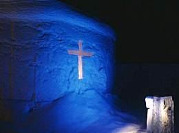 世界上最美丽的葬礼来自北极的冰葬