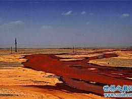 柴达木盆地是一个资源丰富的聚宝盆 海拔2600-3000米