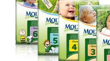 哪种品牌的婴儿尿布容易使用?德国尿布品牌排行榜