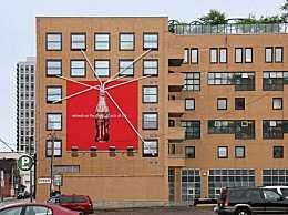 世界十大创意建筑广告世界上最具创意的户外建筑广告