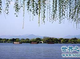 杭州西湖十大景点是断桥