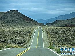 美国死亡谷国家公园 加利福尼亚州死亡谷 你敢去吗?