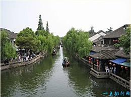 江南水乡六大古镇的每一道风景都是一张明信片